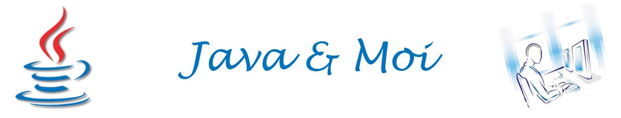 Java & Moi