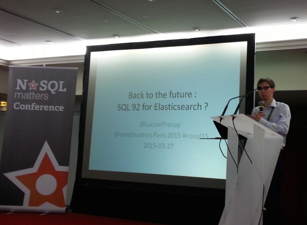 NoSQL Matters - Lucian Precup